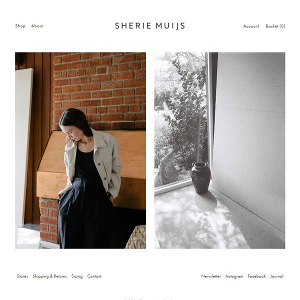 Sheri Muijis website thumbnail