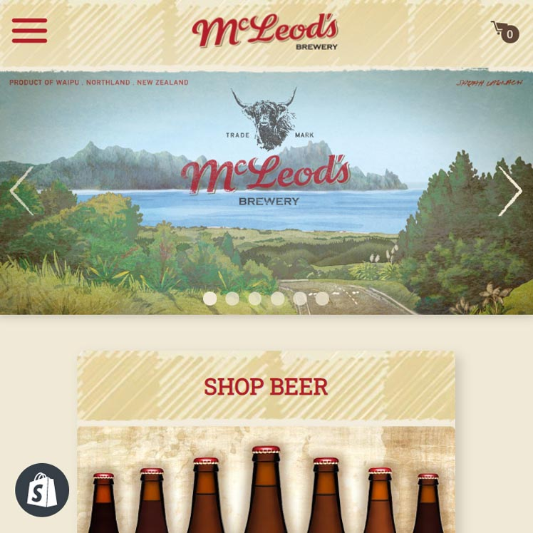 McLeod's Brewery screenshot